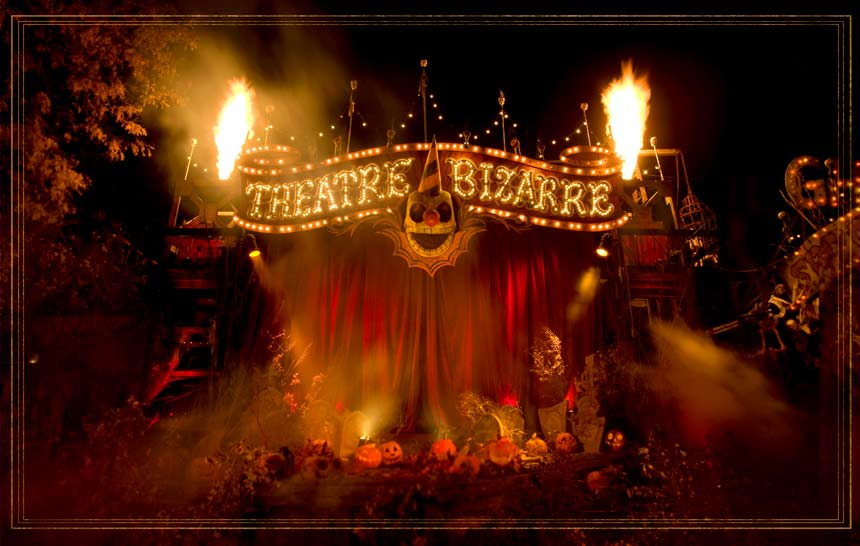 Theatre Bizarre Main Stage