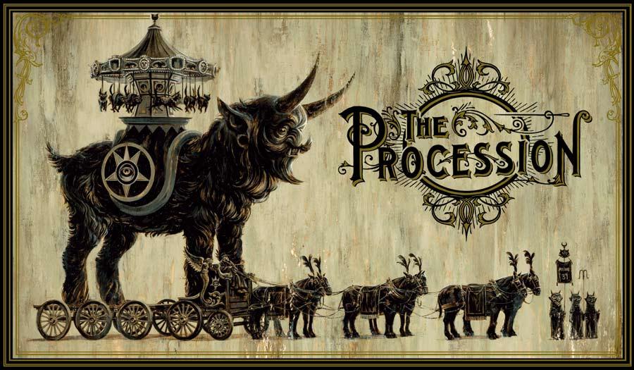 Theatre Bizarre - The Procession