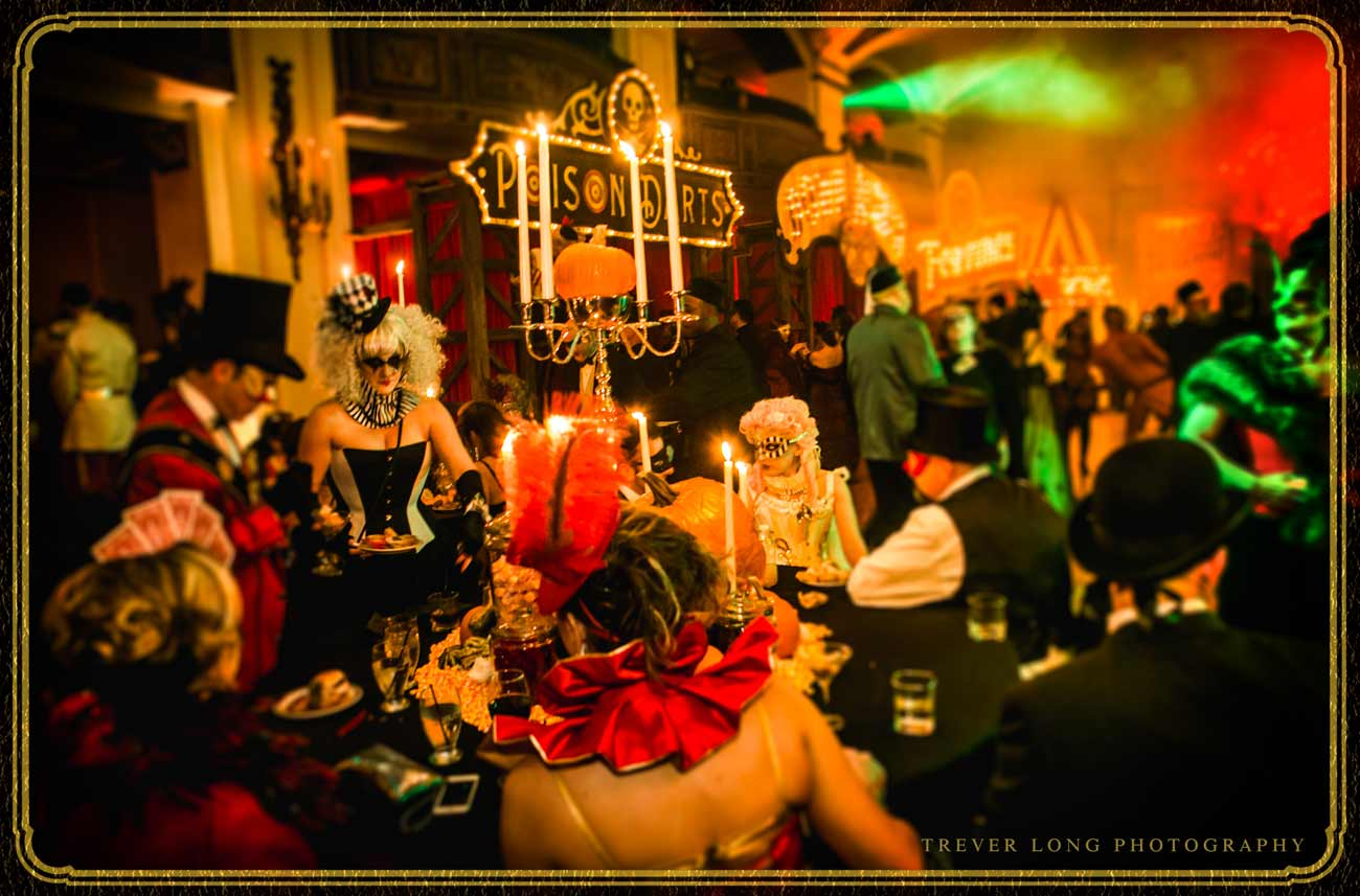 the worlds most spectacular masquerade party is in detroit travel leisure - Detroit Halloween Parties