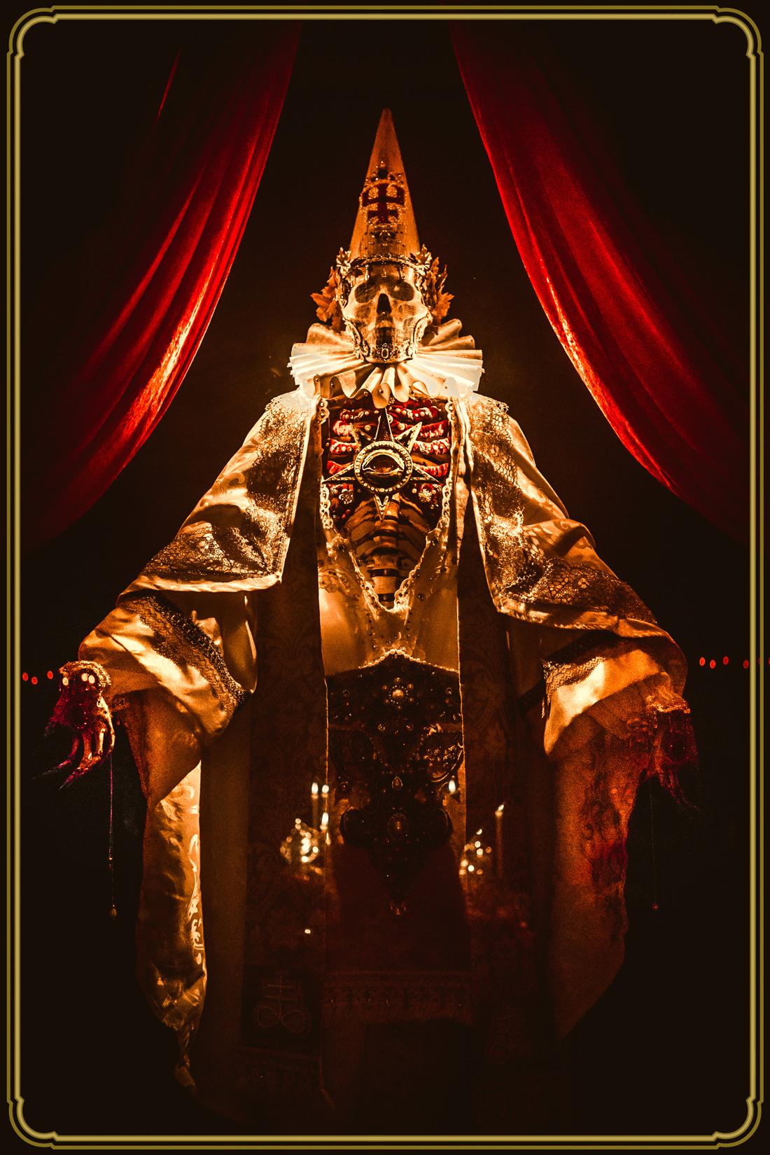 Theatre Bizarre | The Greatest Masquerade on Earth